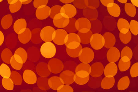 numerous: Numerous fluorescent circles, isolated on purple abstract background