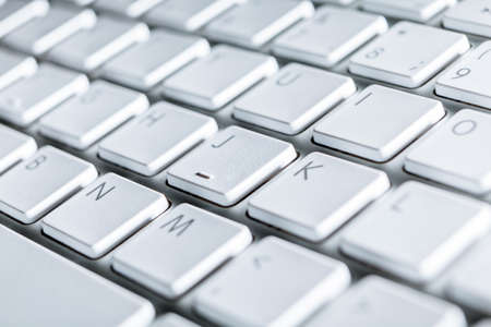 alphabet keyboard: Close up of keyboard of a modern laptop