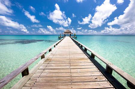 durchstechen: Pierce im Indischen Ozean, Kuramamthi Lizenzfreie Bilder