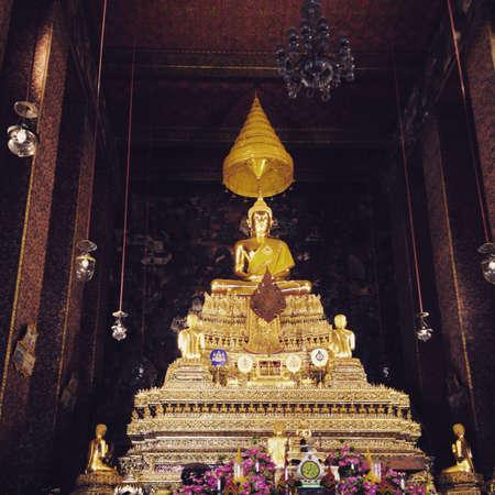buddah: Popular buddah state in Thailand.