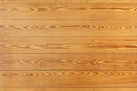 floorboards: Floorboards or deal boards of soft wood with a lot of grain, texture background, copy space Stock Photo