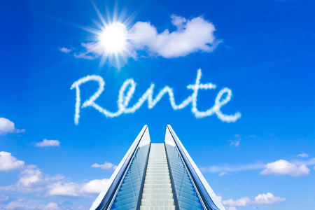 escalator sky rente german retirement