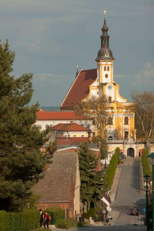 parish: Parish church of the monastery Neuzelle
