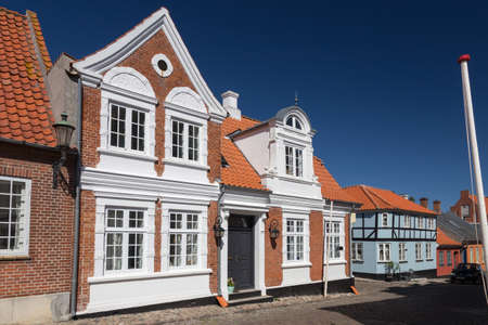 stately home: Stately home in Aeroeskoebing