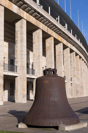 beton: Bell for the 1936 Olympics in Berlin