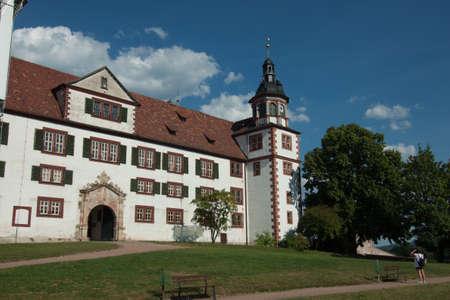 william: Museum William Castle in Schmalkalden Editorial