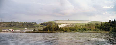 Kruonis Pumped Storage Plant is located near Kruonis, Lithuania. Its main purpose is to provide grid energy storage. It operates in conjunction with the Kaunas Hydroelectric Power Plant Imagens
