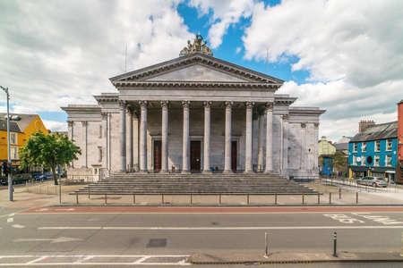 Cork Courthouse building. Facade. Ireland