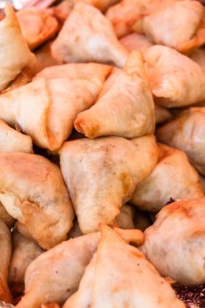 samosa: Delicious deep fried Samosa