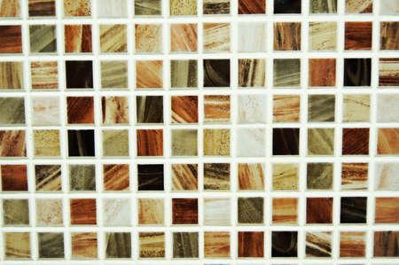 mosaic tile texture photo