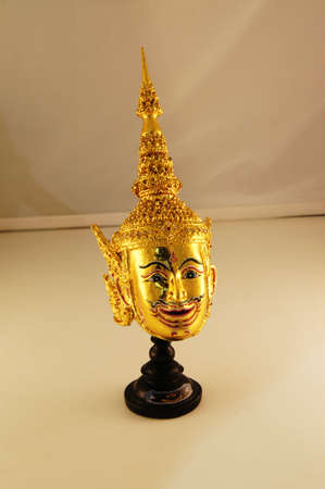 khon: Khon,Native Thai style mask