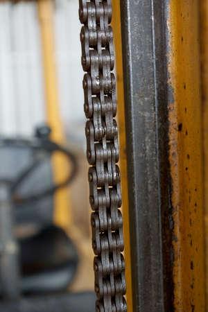 forklift chain
