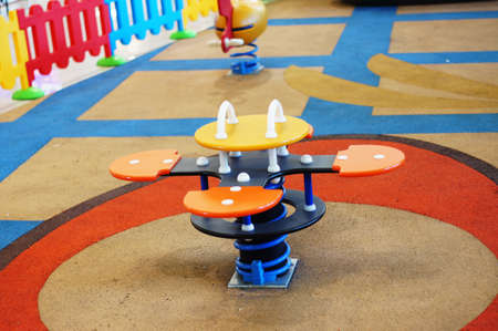 Indoor playground photo