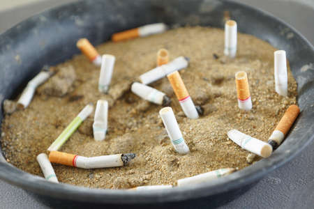 Cigarette - Trash