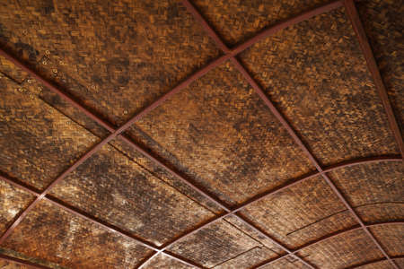 Weaving roof structural