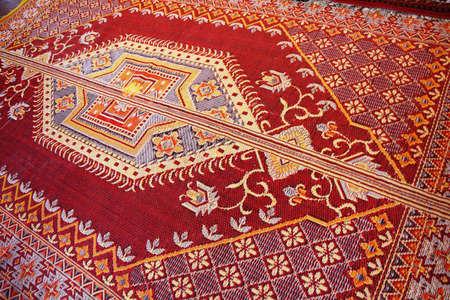 Thai style Mat pattern Stock Photo