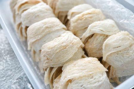 nido de pajaros: Nido de p�jaro comestible en venta - mercado asi�tico