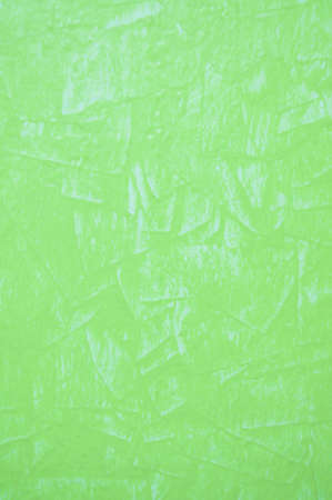 painted wall: green acrylic painted wall as abstract background