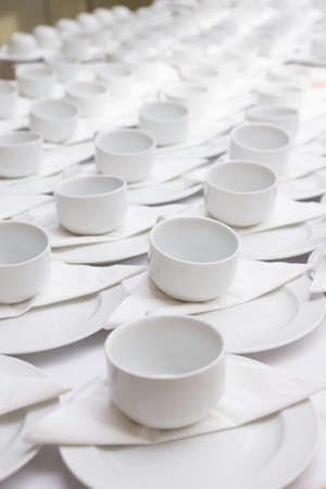 coffee cups: Group of coffee cups