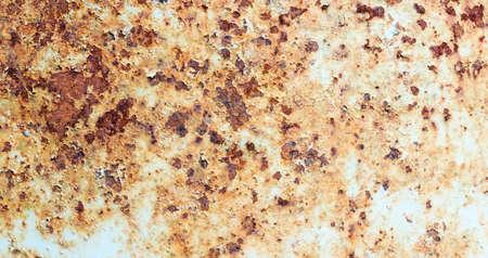 metal sheet: Rusty metal sheet texture