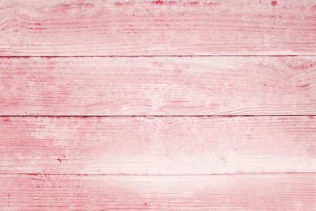 old pink wood plank as backdrop