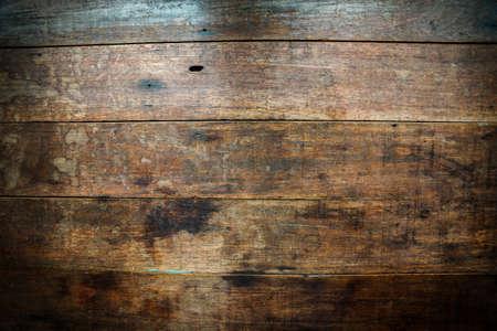 Old Grunge wood plank background