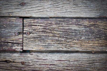 Oude houten plank achtergrond Stockfoto