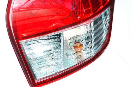 Car rear lamp