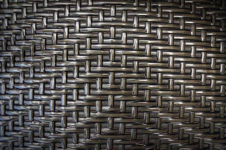 Rattan pattern background