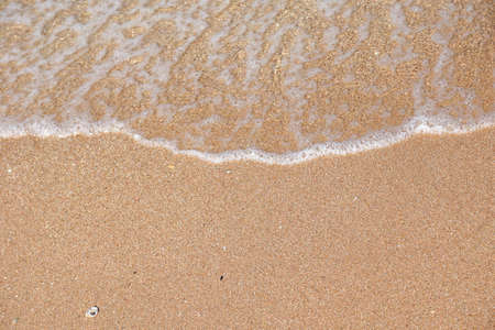Sea sand beach texture background Stok Fotoğraf