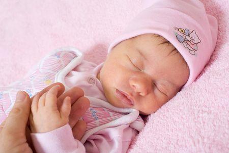 poppet: people series: little girl in pink, kidling