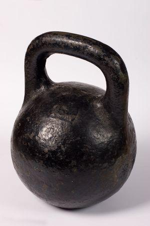 dumb bells: sport equipment for gymnastic - metal dumb bells