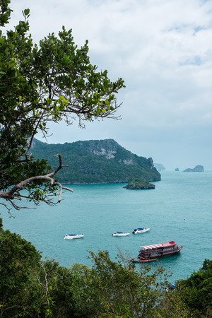 angthong: Landscape of Angthong islands of Thailand