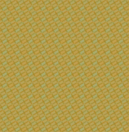 Abstract geometric background. simple yellow and green shapes. Vector seamless pattern