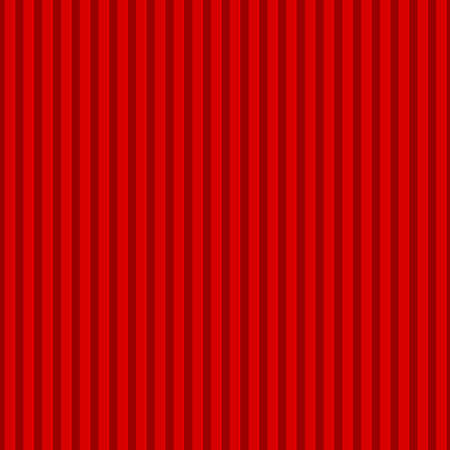 red lines. vector seamless endless pattern. simple repetitive striped corrugated background. textile paint. fabric swatch. wrapping paper. continuous print Ilustração