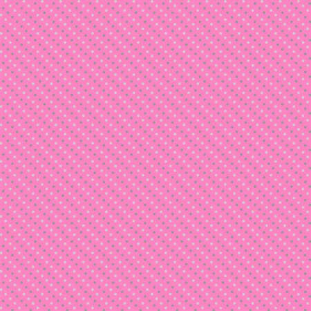 diagonal dotted lines. vector seamless pattern. pink repetitive background with gray dots. textile paint. fabric swatch. wrapping paper. continuous print. design element for fone case, apparel; decor Stock Illustratie