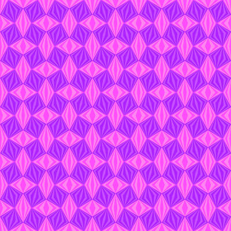 abstract purple repetitive background with rhombus, squares. vector seamless pattern. textile fabric swatch. wrapping paper. continuous print. design element for home decor, phone case, apparel
