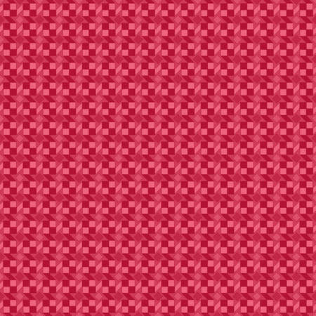 grid structure. vector seamless pattern. crimson repetitive background. fabric swatch. wrapping paper. continuous print. geometric shapes. design element for home decor, apparel, phone case, textile