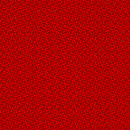 red repetitive background. wavy grid. modern stylish texture. vector seamless pattern. fabric swatch. wrapping paper. continuous print. design element for home decor, textile