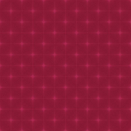 abstract maroon repetitive background with cubes outline. geometric shapes. vector seamless pattern. fabric swatch. wrapping paper. continuous print. design element for textile, decor, apparel, cloth