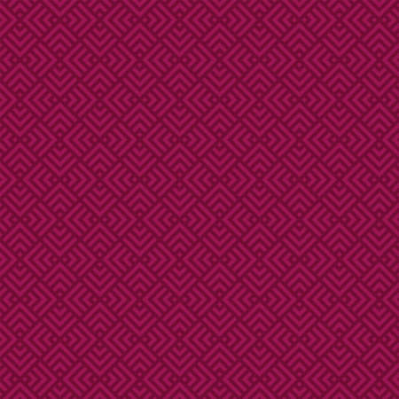 maroon squares and triangles. vector seamless pattern. geometric repetitive background. fabric swatch. wrapping paper. continuous print. stylish texture. design element for home decor, textile, cloth