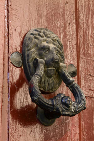 Knocker photo