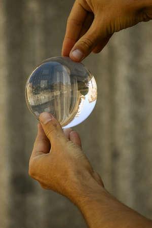magic ball Stock Photo - 14512359