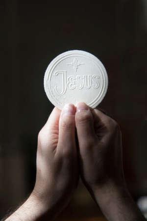 eucharistie: Sacramento de l'Eucharistie