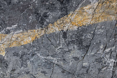 Texture background stone rock with yellow inclusion 版權商用圖片