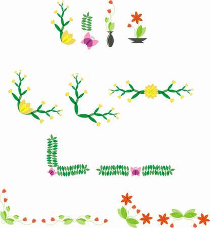 boarder: flower boarder