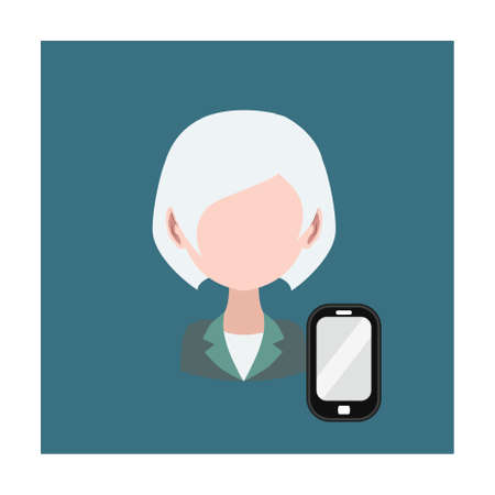 mobile communication: Avatar with communication method - mobile