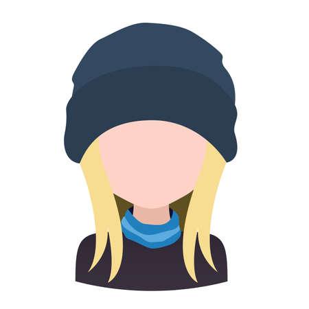 beanie: Male avatar with beanie