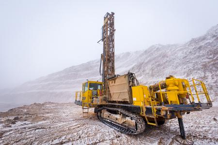 Drilling machine ar a career