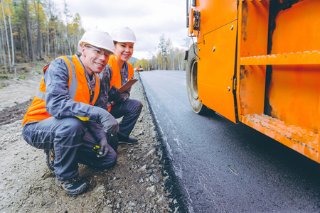 roller road repair